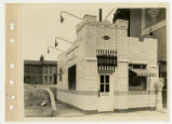Exterior view of White Castle number 13, St. Louis, Missouri