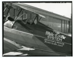 White Castle airplane and Walt Anderson, Wichita, Kansas
