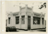 Exterior view of White Castle number 10, Louisville, Kentucky