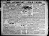The Amherst news-times. (Amherst, Ohio), 1920-11-18