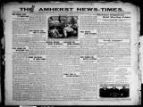 The Amherst news-times. (Amherst, Ohio), 1920-12-23