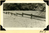 Fort Hill, guardrail photograph
