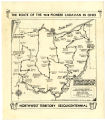 Northwest Territory Sesquicentennial map