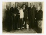 Bishop Dougal Ormonde Beaconfield Walker, Bishop Reverdy Cassius Ransom and Emma Ransom...