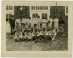 Wilberforce baseball team photograph