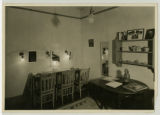 'Little Theatre' dressing room photograph