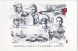 'Central Ohio's Tuskegee Airmen' autographed illustration
