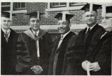 Charles H. Wesley and Dr. Martin Luther King, Jr. photograph