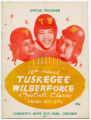 16th annual Tuskegee Institute versus Wilberforce University football classic official program
