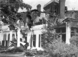 Horton Hall (fire damage 2)
