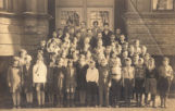Perrysburg 7th grade class photo 1925