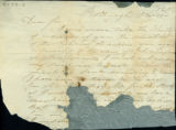 N[orman] L. Brownson to Thomas Rotch, Pittsburgh, Nov 22nd 1820