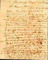 Letter from George Duncan to Thomas Rotch, Bainbridge, August 14, 1820