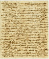 Jacob Barker letter to Thomas Rotch, New York 9 mo 11, 1810