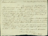 Thomas Rotch to his cousin, New Bedford 12 mo 12th 1793