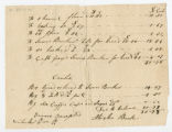 Abisha Bunker note to Thomas Rotch, Nantucket 11th mo 12, 1799