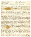 Thomas Coffin letter to Thomas Rotch, Philadelphia. 20th 3rd mo 1813