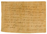 Jabez Hammond letter to Thomas Rotch, New Bedford, 5 mo 7th 1797