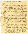 Peter Pollard letter to Thomas Rotch, Nantucket, 11 mo 16th 1797