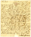 Samuel Rodman letter to Thomas Rotch, New Bedford, 7 mo 11 1805