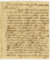 John Street letter to Thomas Rotch, Salem Columbiana County Ohio 7 mo 19th 1813