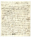 William Almy letter to Thomas Rotch, Providence 2 mo 13th 1809