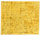 Lydia Arnold letter to Thomas Rotch, Hartford 3rd Mo