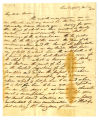Francis Rotch letter to Thomas Rotch, New Bedford, Jan 16th 1820