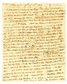 Hannah Fisher letter to Thomas and Charity Rotch, Philadelphia 11th mo 28th 1808