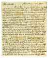 Samuel R. Fisher letter to Thomas Rotch, Philadelphia 5 mo 20, 1801