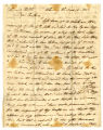 Thos Hazard Jnr letter to Thomas Rotch, Wheeling Va, 5 mo 15, 1822