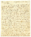 Thomas Hazard Jnr letter to Thomas Rotch, New York 2 mo 9. 1823