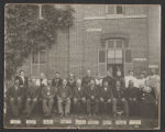 Township Trustees at the Wood County Infirmary