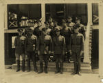 General Pershing with Ohio National Guard Officers