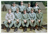 Staff, 112th Transportation Battalion photograph