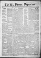 Mt. Vernon Republican (Mount Vernon, Ohio : 1854), 1858-07-20