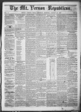 Mt. Vernon Republican (Mount Vernon, Ohio : 1854), 1859-08-13