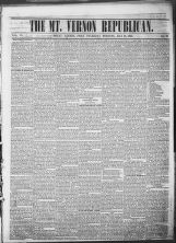 Mt. Vernon Republican (Mount Vernon, Ohio : 1854), 1860-05-10