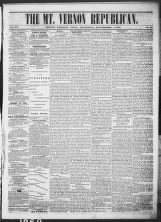 Mt. Vernon Republican (Mount Vernon, Ohio : 1854), 1860-11-01