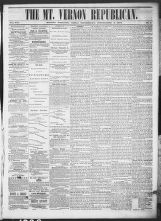Mt. Vernon Republican (Mount Vernon, Ohio : 1854), 1860-12-06