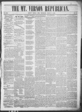 Mt. Vernon Republican (Mount Vernon, Ohio : 1854), 1861-03-21