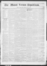 Mt. Vernon Republican (Mount Vernon, Ohio : 1854), 1863-05-21