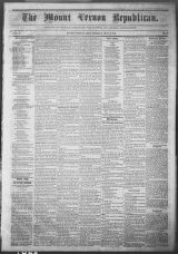 Mt. Vernon Republican (Mount Vernon, Ohio : 1854), 1864-05-10