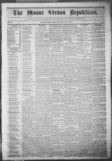 Mt. Vernon Republican (Mount Vernon, Ohio : 1854), 1864-07-19