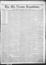 Mt. Vernon Republican (Mount Vernon, Ohio : 1854), 1856-11-25