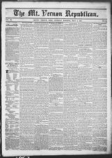 Mt. Vernon Republican (Mount Vernon, Ohio : 1854), 1857-05-05