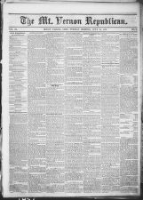 Mt. Vernon Republican (Mount Vernon, Ohio : 1854), 1857-07-28