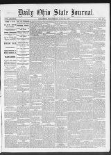 Daily Ohio State journal (Columbus, Ohio : 1870), 1877-07-25