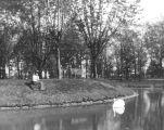 View of City Park from late 1800s