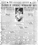 The Alliance review and leader. (Alliance, Ohio),  1920-01-26